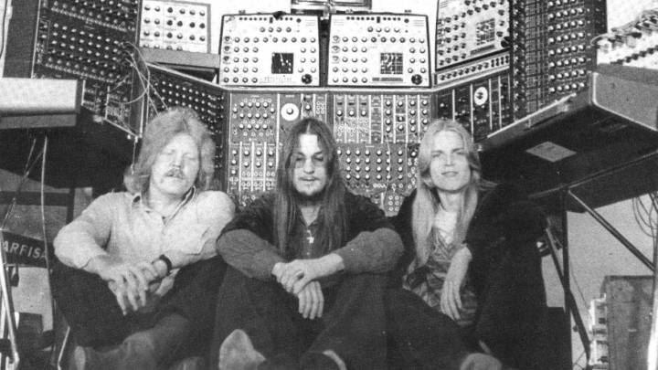 Tangerine Dream 1975