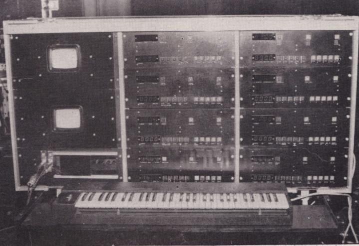 Tangerine Dream Sequencer