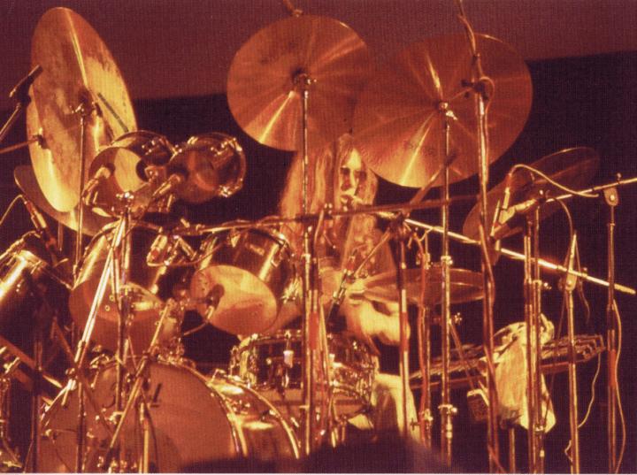 Andy Ward 1976
