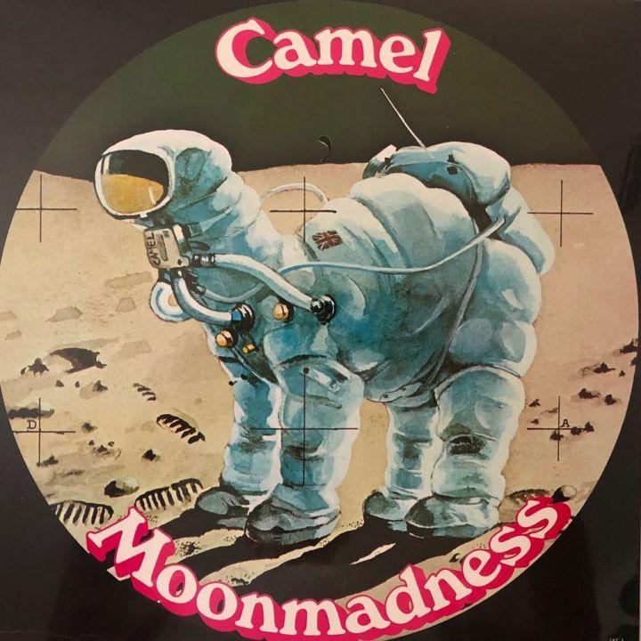 Moonmadness vinyl