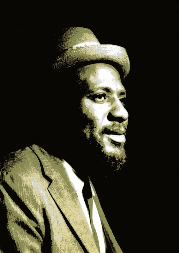 Thelonious Monk 1956