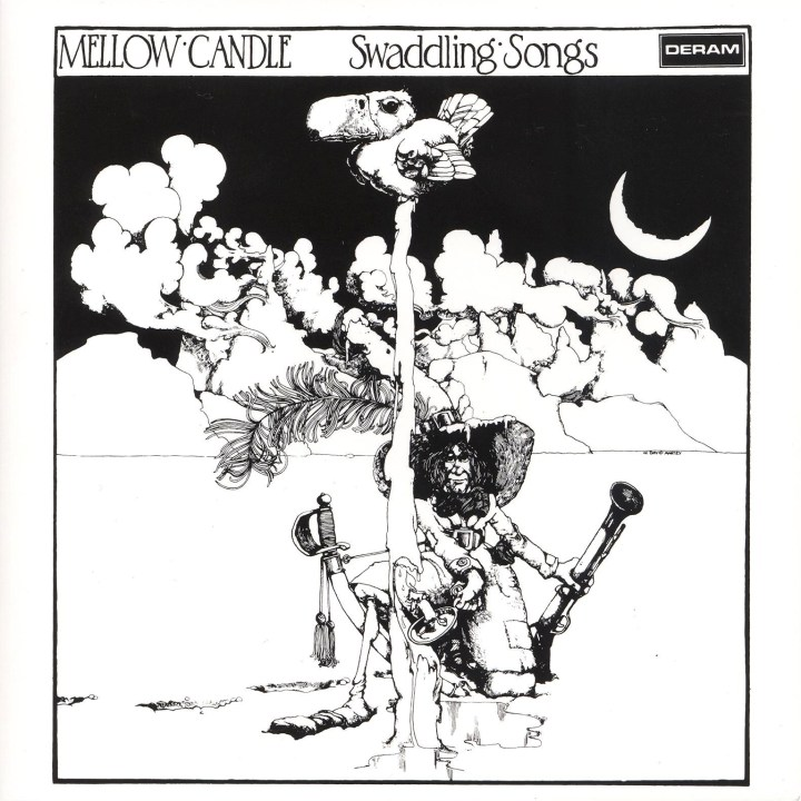 mellow candle - swadding songs - front