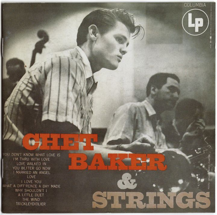 Chet Baker and Strings