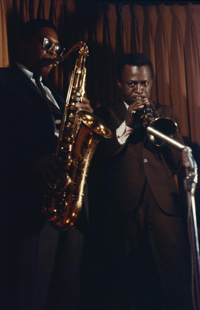 Coltrane 1958