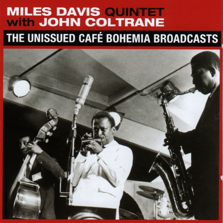Davis Coltrane Bohemia