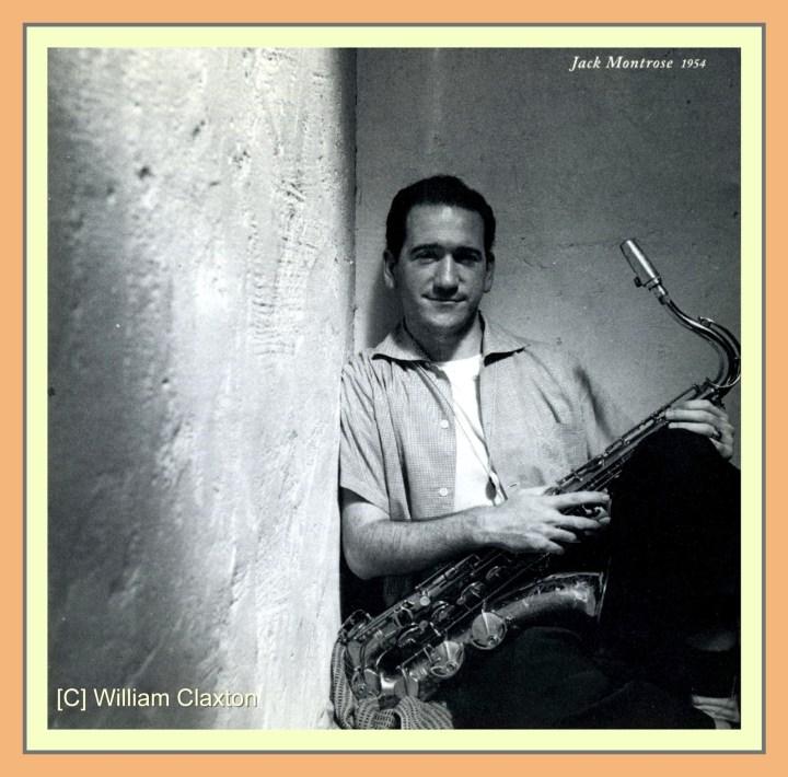 Jack Montrose - William Claxton 001