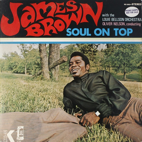 James Brown Soul On Top