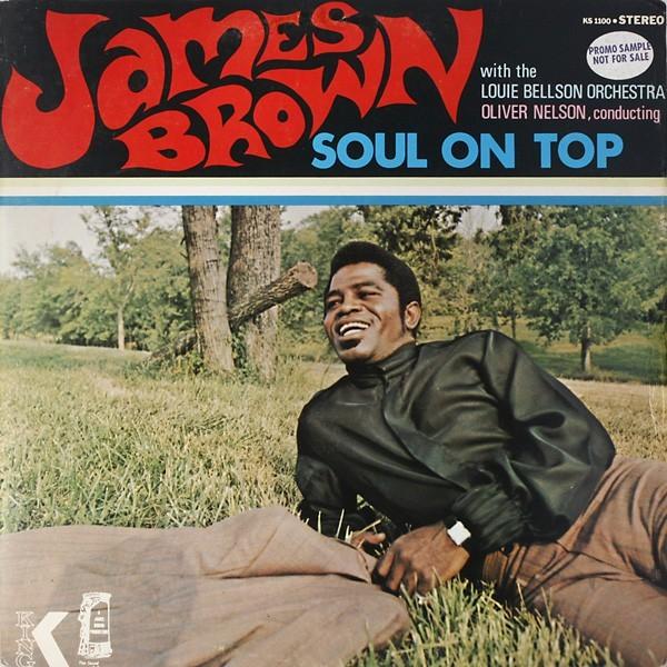 James Brown Soul On Top