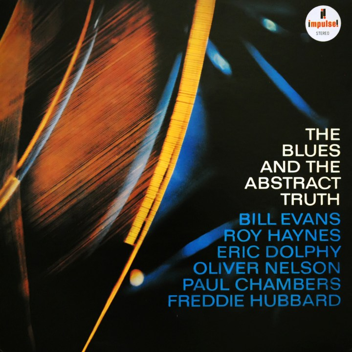 The Blues and The Abstract Truth front