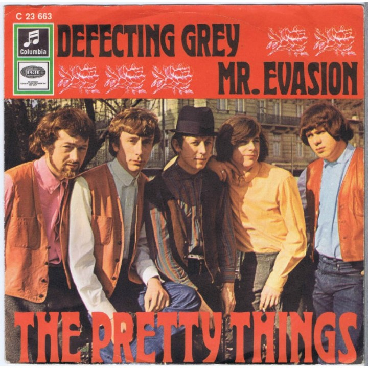 Defecting Grey