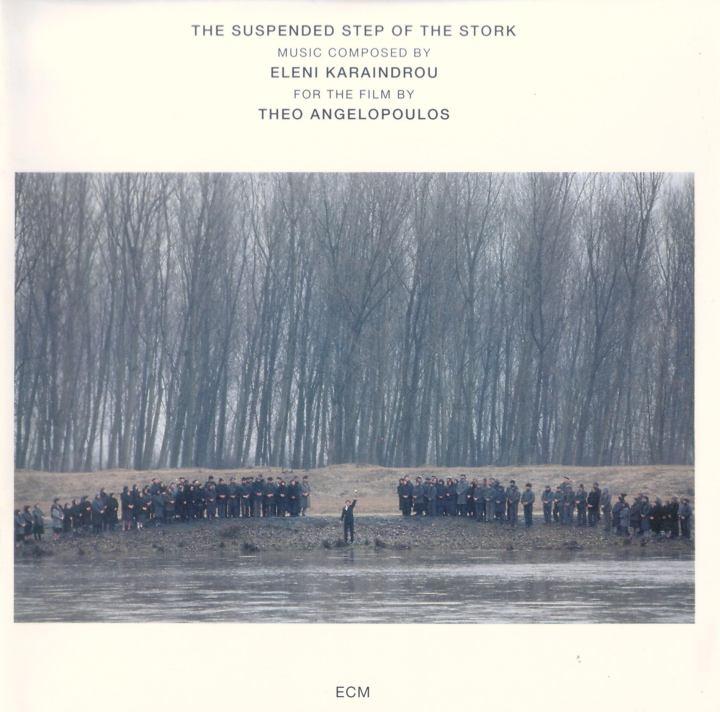 Eleni Karaidrou_The Suspended Step Of The Stork_Front