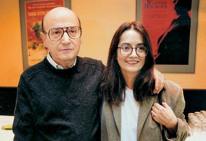 Eleni Karaindrou and Theo Angelopoulos1