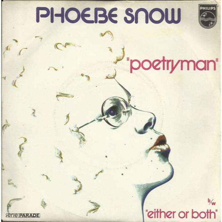 Phoebe Snow Poetry Man