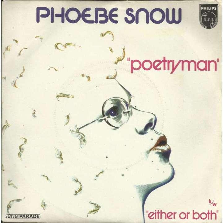 Phoebe Snow Poetry Man