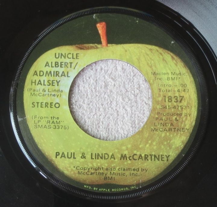 Uncle Albert single