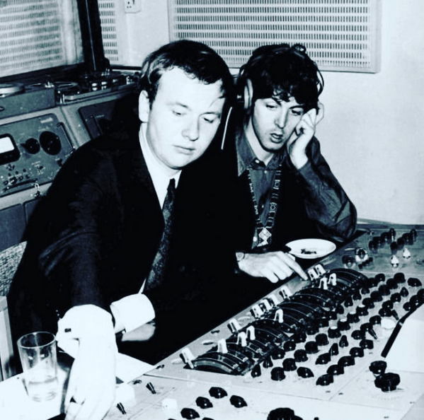 Geoff Emerick Paul McCartney