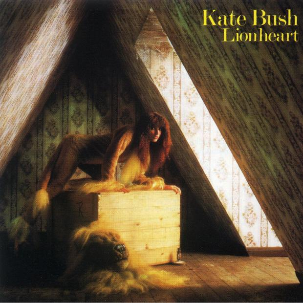 Kate Bush Lionheart