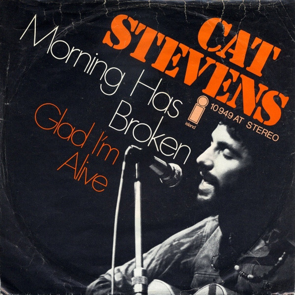 Cat Steves Morning Has Broken