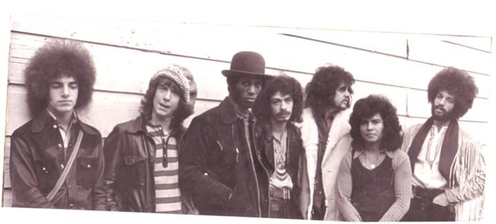 Santana 1971