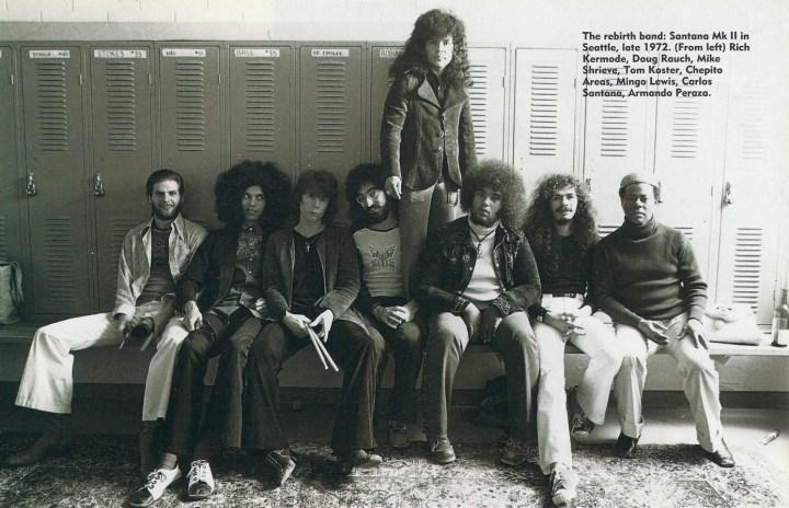Santana 1972a