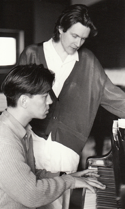 Ryuichi Sakamoto 1987 © Yuka Fujii