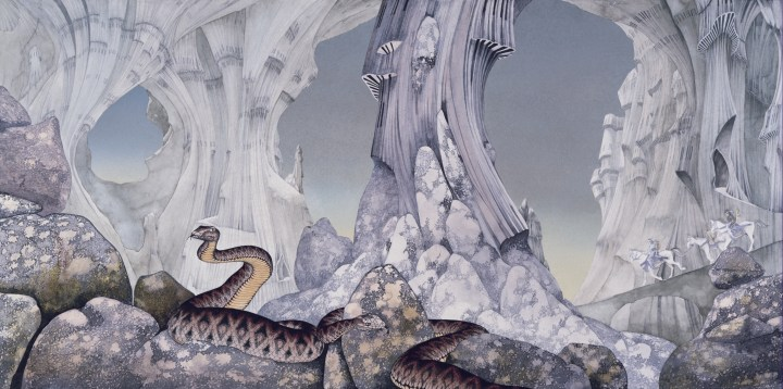 Yes Relayer gatefold