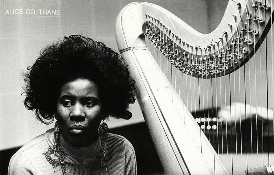 The Story Behind The Artist: Alice Coltrane's spiritual jazz, 1968-1971