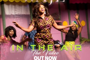 #Nigeria: VIDEO: Waje – In The Air