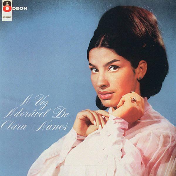 Capa do primeiro disco de Clara Nunes  Foto: Uol