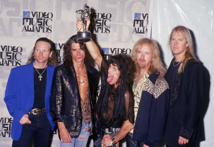 aerosmith- VMA