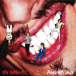 Capa The Darkness - Pinewood Smile - Lançamento: Outubro de 2017