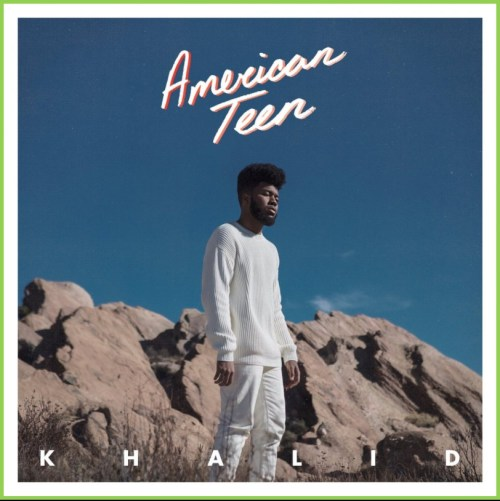 Khalid American Teen Album Cover