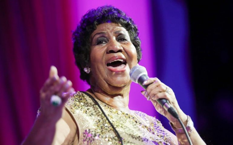 O que rolou na música em 2018: Morte Queen of Soul Aretha Franklin
