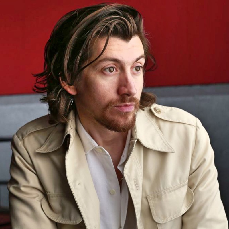 Alex Turner Arctic Monkeys Lollapalooza