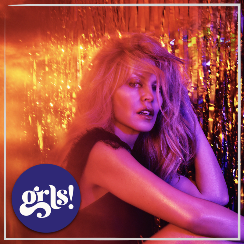 Aquecimento Grls - Kylie Minogue