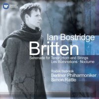 Listening : Britten Song Cycles for Tenor