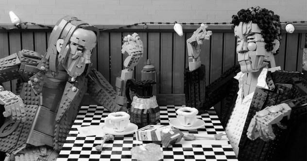 Coffee and Cigarettes Tom Waits & Iggy Pop