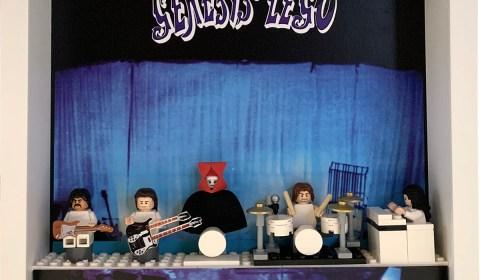 3D Genesis Live Picture Art