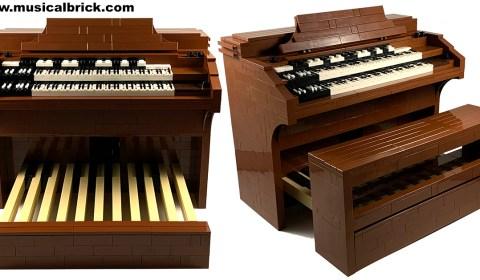 Lego Hammond RT3 Organ