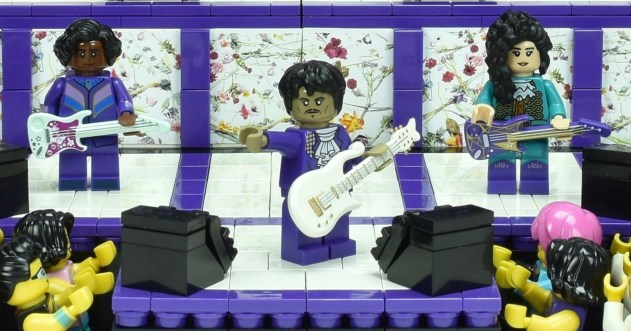 LEGO Prince and the Revolution