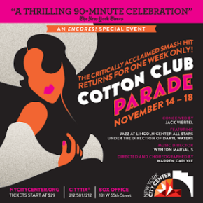 Cotton Club Parade