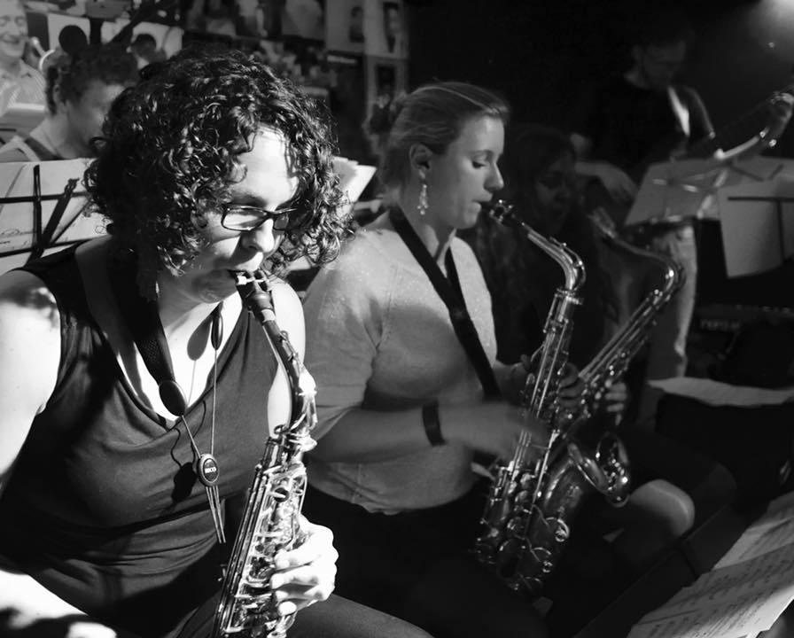 Jen saxophone