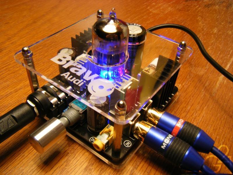 Bravo Audio V2 Hybrid Tube Amplifier Review – Musical Musings