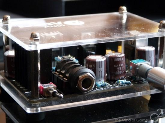 Bravo Audio S1 8