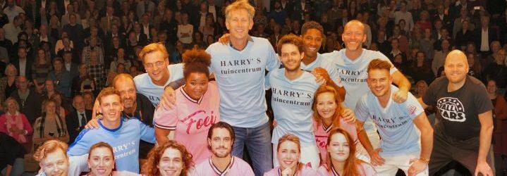 Edwin Van Der Sar Verrast Met Bijzondere Verjaardag Bij All Stars