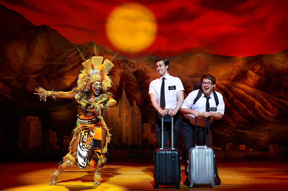 The Book of Mormon Nederland