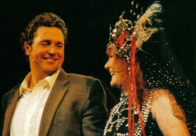 Michael Ball as Joe (curtain call)