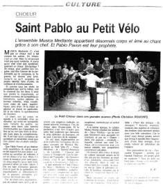 _2 - 2002-12-13+14 Concert Clermont-Ferrand Article La Montagne