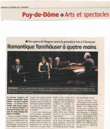 _2013-11-30 Meltiques Concert Article La Montagne