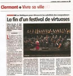 _2014-11-30 Meltiques Concert Article La Montagne